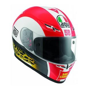 AGV GP Tech Marco Simoncelli Tribute LE Helmet