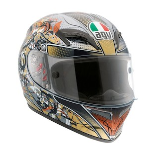 AGV Grid Violin Key Helmet