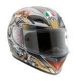AGV Grid Violin Key Helmet