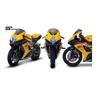 Zero Gravity SR Series Windscreen Suzuki GSXR1000 2007-2008