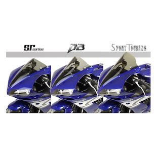 Zero Gravity SR Series Windscreen Yamaha R1 2004-2006