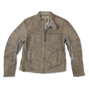 Roland Sands Ronin Dirty Smoke Leather Jacket - Limited Edition