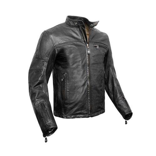 Roland sands ronin leather jacket