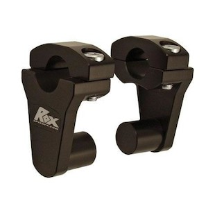 "Rox Elite Pivot Risers for 7/8"" or 1 1/8"" Handlebars"