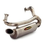 Akrapovic GP Style Headers for KTM RC8 2008-2010