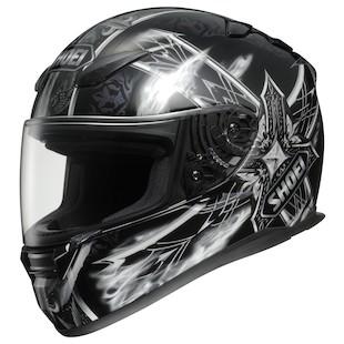 Shoei RF-1100 Diabolic Feud Helmet