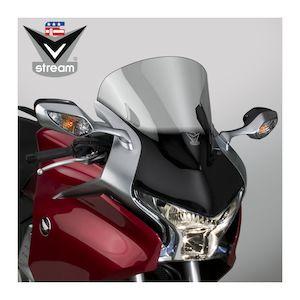 Puig Racing Windscreen Smoke for Honda VFR1200 VFR 1200 2010-2011