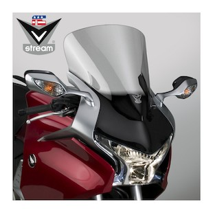 National Cycle VStream Tall Touring Windscreen for VFR1200 2010-2012