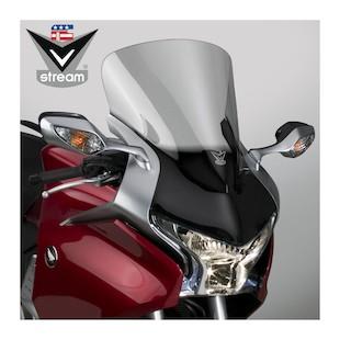 National Cycle VStream Tall Touring Windscreen Honda VFR1200 2010-2015