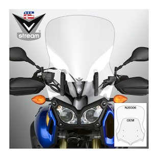 National Cycle VStream Tall Touring Windscreen Yamaha Super Tenere 2010-2013
