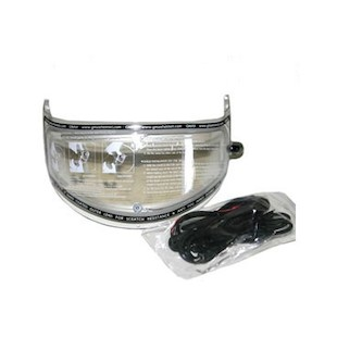 GMax GM11 Electric Face Shield