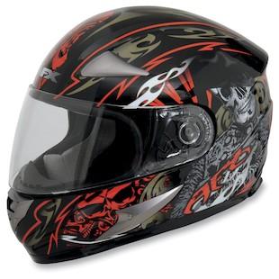 AFX FX-90 Shade Helmet (Medium Only)