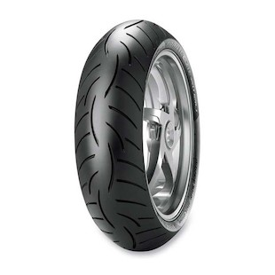 Metzeler Roadtec Z8 Interact Rear Tire