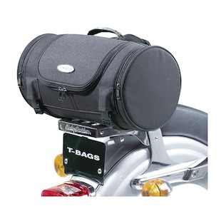 T-Bags Saddle Roll With Vinyl Liner