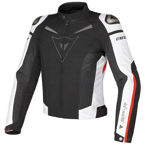 Dainese Super Speed Textile Jacket Revzilla