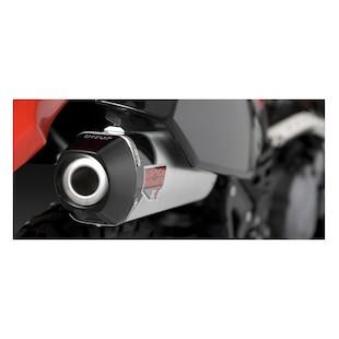 Vance & Hines XCR Slip-On Exhaust KLR650 1993-2012