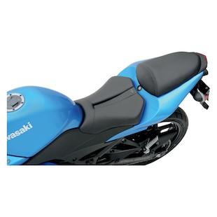 Saddlemen Gel-Channel Track-CF Seat Kawasaki Ninja 250R 2008-2012