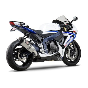Yoshimura R-77 EPA Approved Slip-On Exhaust Suzuki GSXR 750 2011