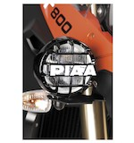 PIAA 510 ATP Driving Light Kit With Mounting Brackets BMW F650GS / F800GS 08-11
