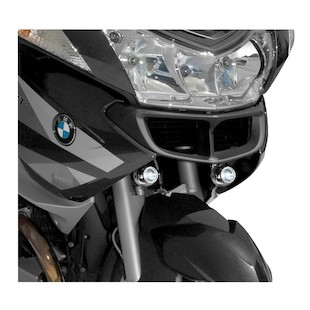 PIAA Sport/Touring Brackets BMW F650 Gs(Twin), F800 Gs,Fits Crossctry Hid Lamps Only