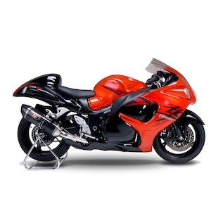 Yoshimura R77 Signature Slip-On Exhaust Suzuki Hayabusa 2008-2015
