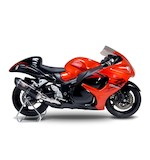 Yoshimura R-77 EPA Approved Slip-On Exhaust Suzuki GSX1300R Hayabusa 2008-2013