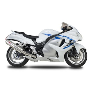 Yoshimura RS-3 Slip-On Exhaust Suzuki GSXR1300 Hayabusa 2008-2012