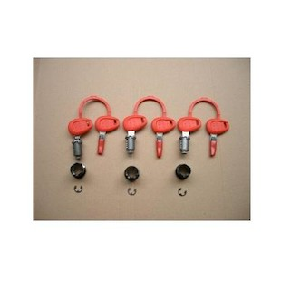 Givi Z228 3-Case Lock Sets