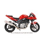 Yoshimura RS-3 Slip-On Exhaust Suzuki SV650 / S 2004-2010