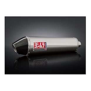 Yoshimura RS-3C Slip-On Exhaust Suzuki SV650 / S 2004-2010