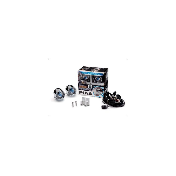 PIAA 005 Light Kit With Brackets - Various Makes