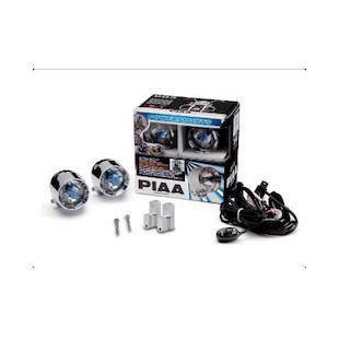 PIAA 005 Light Kit With Brackets - Various Makes