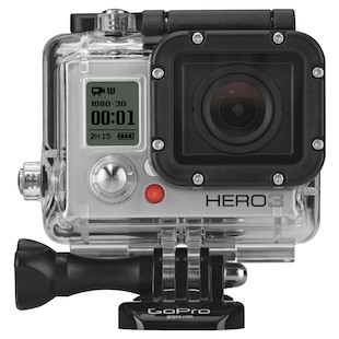 GoPro HD Hero3 Silver Edition Camera