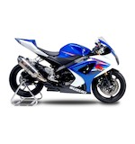Yoshimura R-77 EPA Approved Dual Slip-On Exhaust Suzuki GSXR 1000 2007-2008