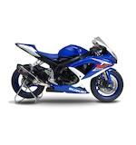 Yoshimura R-77 EPA Approved Slip-On Exhaust Suzuki GSXR 600 2008-2010