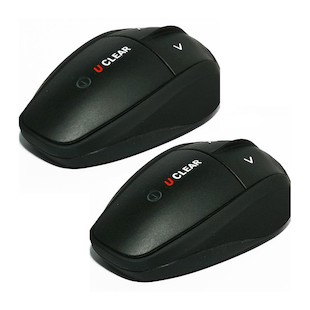 UCLEAR HBC200 Force Bluetooth Communicator - Dual Pack