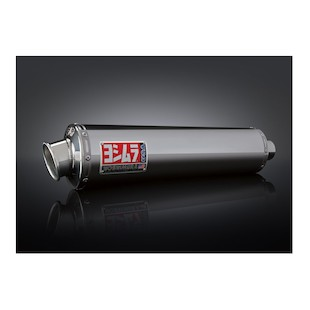 Yoshimura RS3 Street Bolt-On Exhaust Suzuki GSXR 600 / GSXR 750 2004-2005