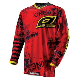 O'Neal Youth Element Toxic Jersey