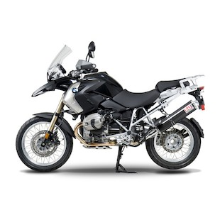 Yoshimura RS-3 Slip-On Exhaust BMW R1200GS 2010-2012
