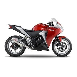 Yoshimura TRC Slip-On Exhaust Honda CBR250R 2011-2013