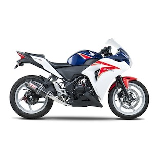 Yoshimura TRC Exhaust System Honda CBR250R 2011-2013