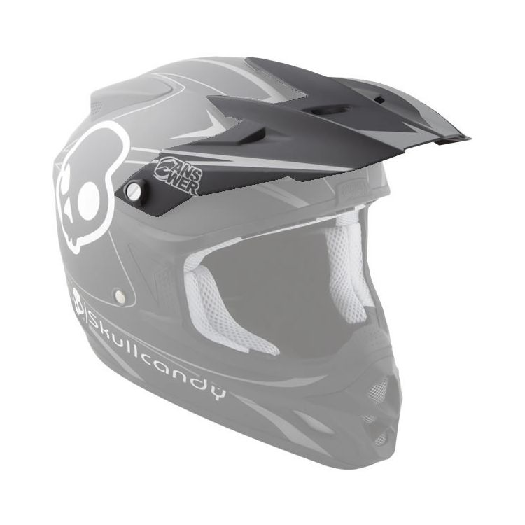 Answer Comet Skullcandy Replacement Visor