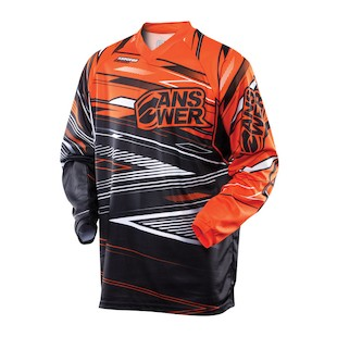Answer Syncron Jersey (Color: Orange / Size: 2XL)
