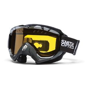 Smith Snow Option OTG Quick Strap Goggles
