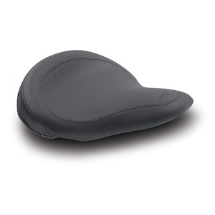 Mustang Cyclone Solo Seat For Harley