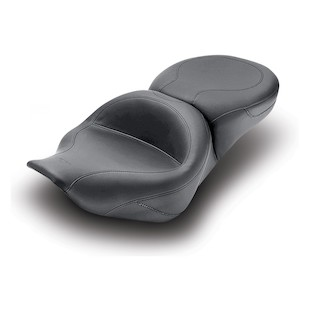 Mustang One-Piece Touring Seat for Harley Touring 1997-2007