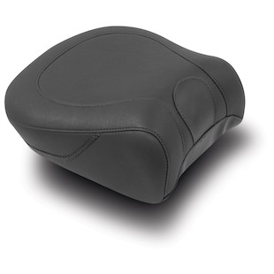 """Mustang 11"""" Recessed Rear Seat For Harley Touring 1997-2014"""