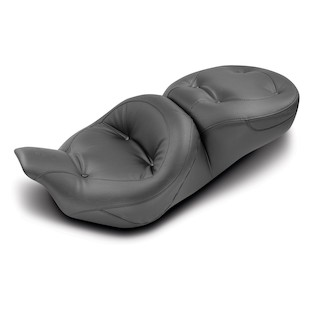 Mustang One-Piece Regal Touring Seats For Harley Touring 2008-2014