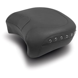 Mustang Recessed Rear Passenger Seat For Harley Touring 1997-2018