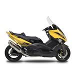 Yoshimura R77 Race Exhaust System Yamaha TMAX 500 2008-2009